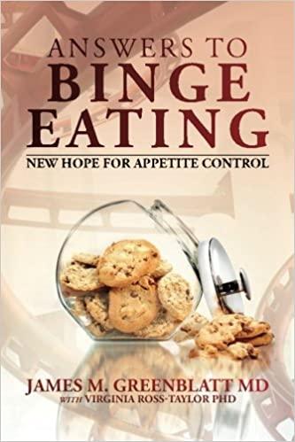 Answers to Binge Eating
