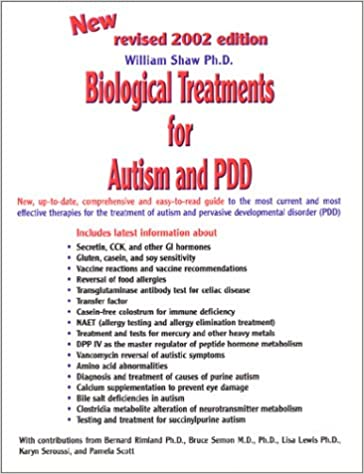 Biological Treatments for Autism & PDD