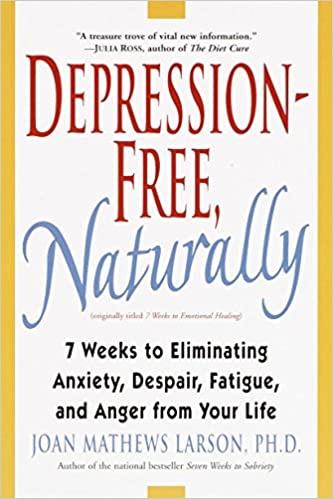 Depression-Free Naturally by Joan Mathews Larson