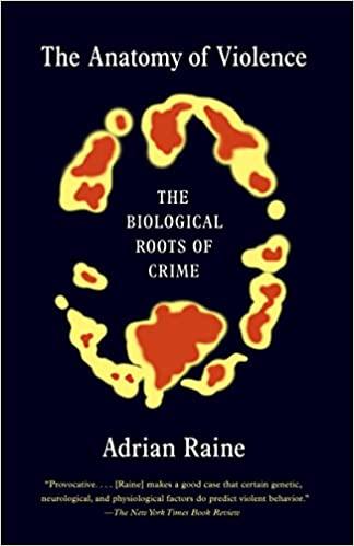 The Anatomy of Violence by Adrian Raine
