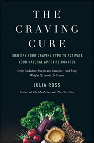 The Craving Cure by Julia Ross, MA